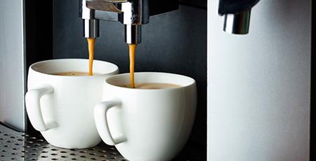 Service kaffemaskiner